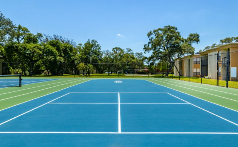 The Pointe at Clearwater Tennis Court