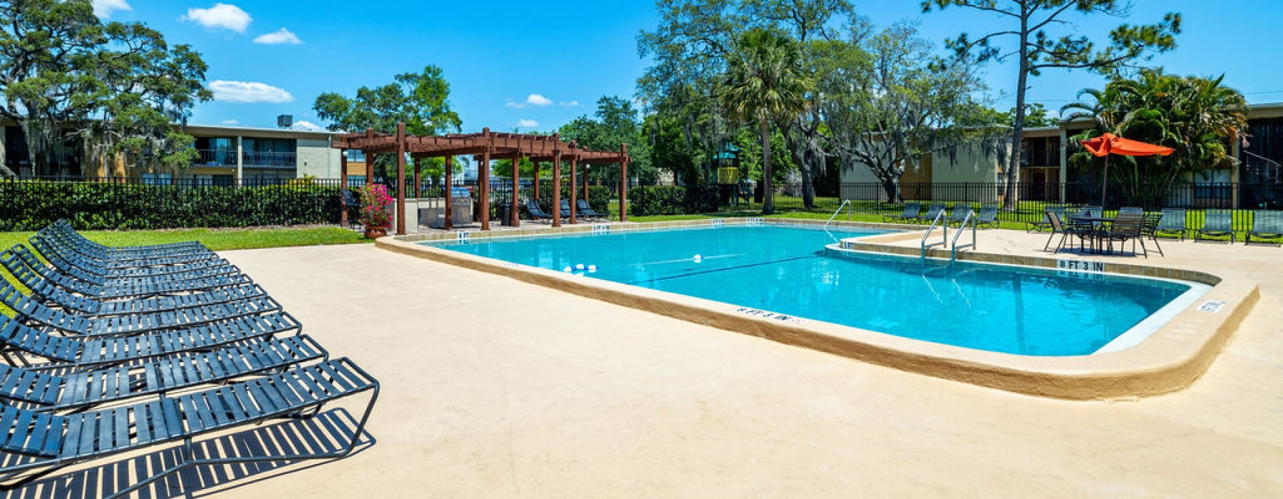 The Pointe at Clearwater Swimming Pool